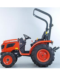 Ride On Compact Tractor