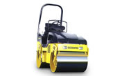 120CM TWIN DRUM RIDE ON VIBRATING ROLLER