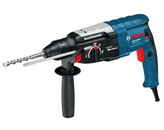 Medium Duty SDS Plus Drill 110v/240v