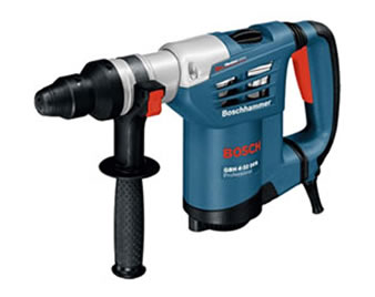 Heavy Duty SDS Plus Drill 110v/240v
