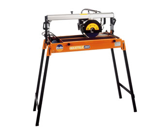 Diamond Heavy Duty Radial Arm Tile Saw