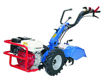 8HP Self Propelled Petrol Rotovator