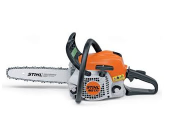 "Chainsaw  - 12"" Two Stroke  Petrol  - c/w Safety Kit"
