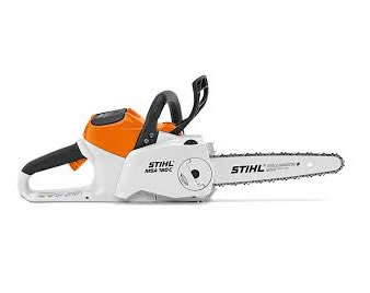 12'' CORDLESS ELECTRIC CHAINSAW C/W SAFETY KIT