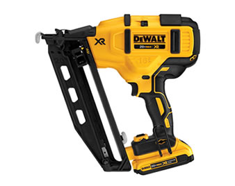 DE-WALT 2ND FIX NAIL GUN