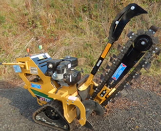 Vermeer RX130 Tracked Trenching Machine