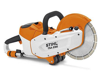 STIHL 9 inch (230mm) TSA230 CORDLESS DISC CUTTER