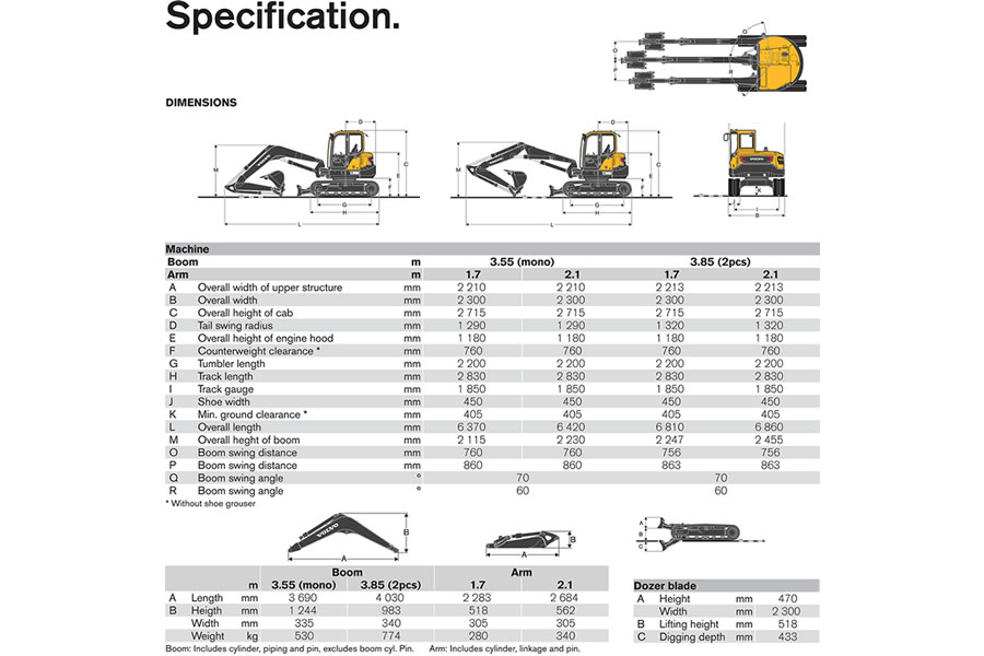 9.0 Ton Mini Excavator • Plant, Tool, Access and Self-Drive Vehicle Hire: Rawstone Hire Ltd ...