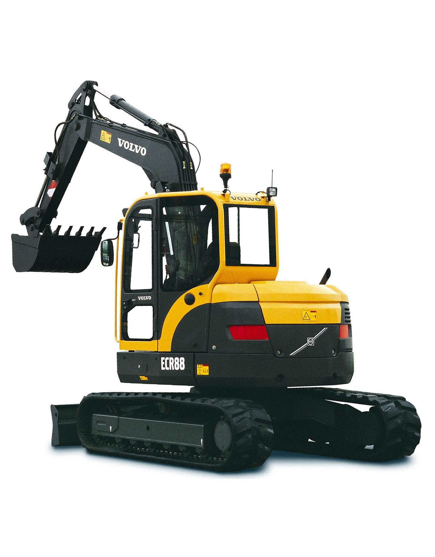 90 Ton Mini Excavator Plant Tool Access and SelfDrive Vehicle