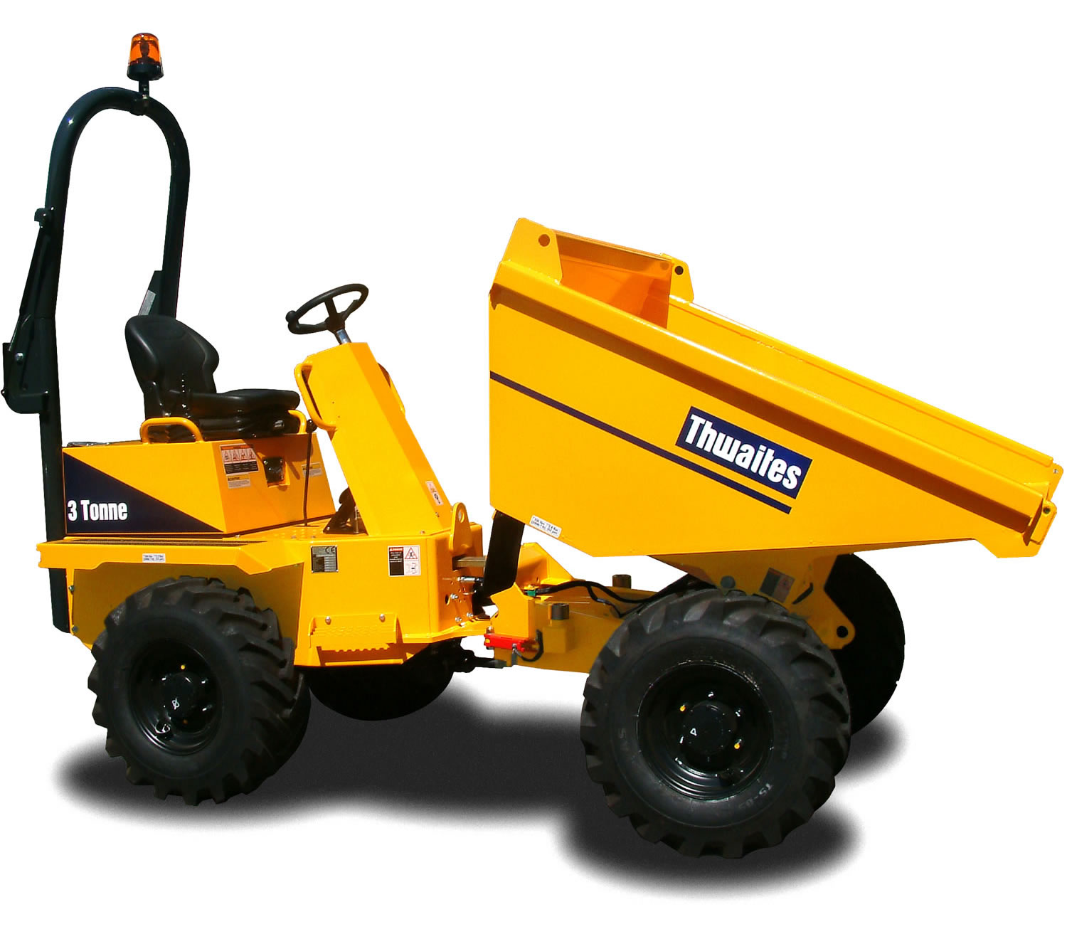 3 0 Ton Front Tip Dumper Plant Tool Access And Self