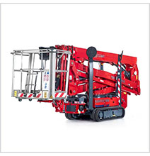 20M Tracked Self-Propelled Access Platform
