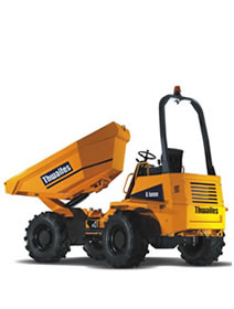 6 Ton Swivel Dumper