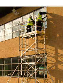 Aluminium Access Tower Hire From Rawstone Hire Godstone, Surrey and Sevenoaks, Kent