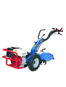 8HP Self Propelled Petrol Rotovator Hire From Rawstone Hire Godstone, Surrey and Sevenoaks, Kent
